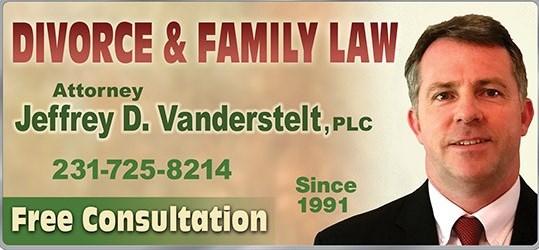 Attorney Jeffrey D. Vanderstelt PLC