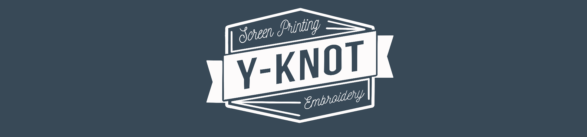 Y-Knot Embroidery & Screen Printing